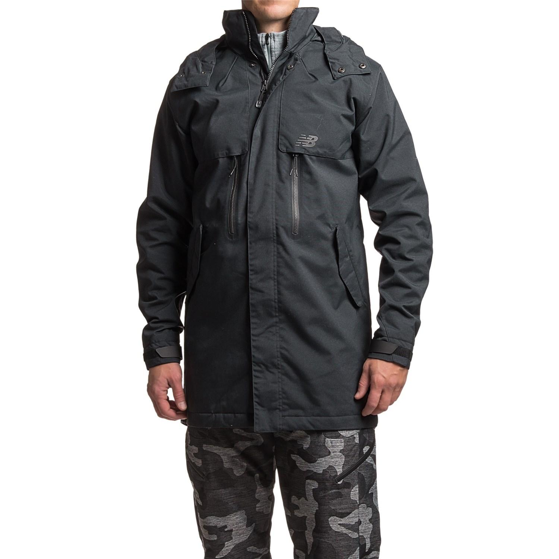 new balance droptail jacket for men save 79. Black Bedroom Furniture Sets. Home Design Ideas
