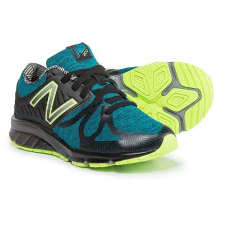 New Balance Electric Rainbow 200 Running Shoes (For Boys) in Blue - Closeouts