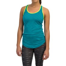 New Balance Fashion Tank Top (For Women) in Sea Glass Heather - Closeouts