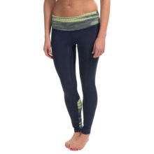 New Balance Fashion Tights (For Women) in Pigment Print - Closeouts