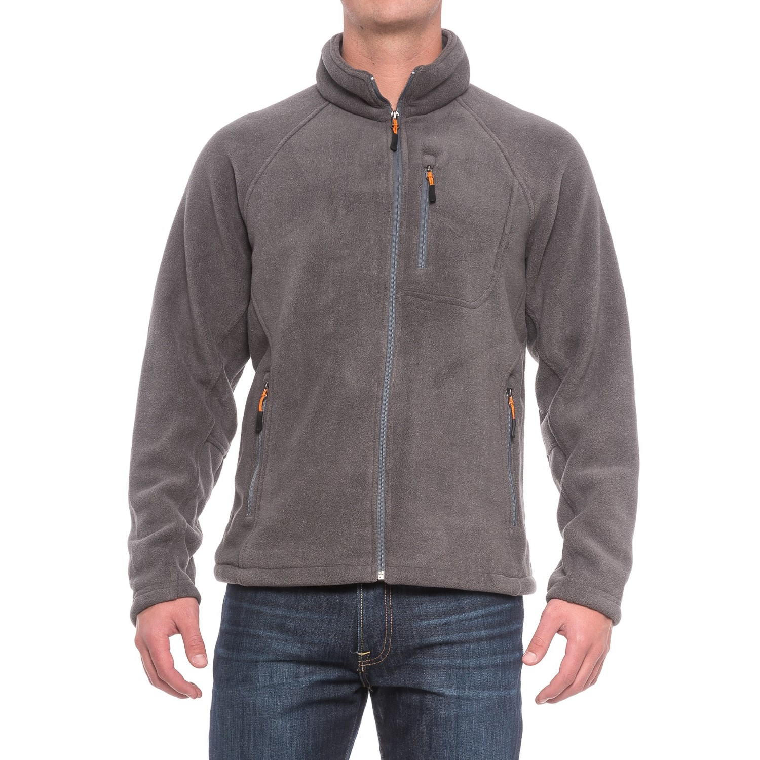 New Balance Fleece Jacket (For Men) - Save 53%