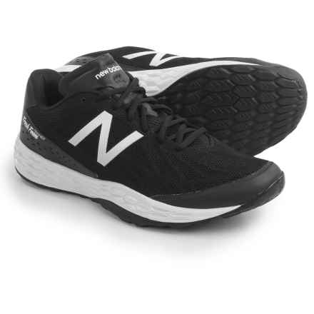 New Balance Fresh Foam 80 Cross-Training Shoes (For Men) in Black - Closeouts