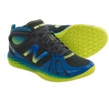 New Balance Fresh Foam 80 Cross-Training Shoes (For Men) in Blue/Yellow - Closeouts
