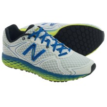 New Balance Fresh Foam 980 Running Shoes (For Men) in White/Blue - Closeouts
