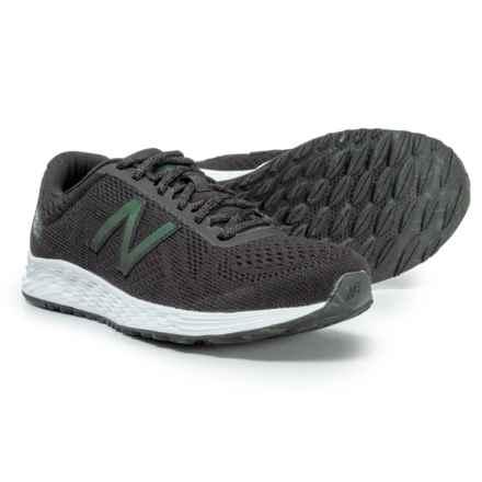 Fresh Foam® Arishi Running Shoes (For Men) in Black/Phantom/Dark Covert Green - Closeouts