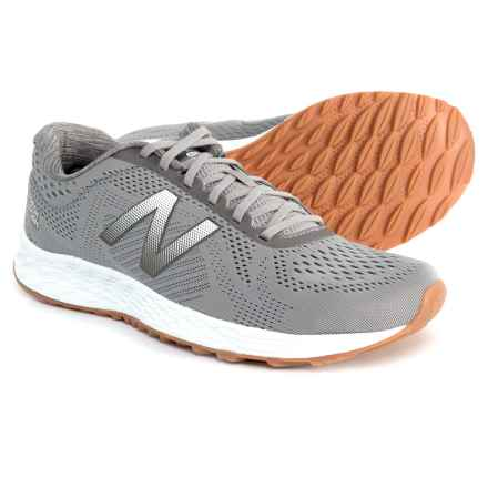 New Balance Fresh Foam® Arishi Running Shoes (For Men) in Team Away Grey/Magnet - Closeouts