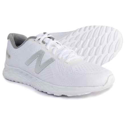 New Balance Fresh Foam® Arishi Running Shoes (For Men) in White/Artic Fox - Closeouts