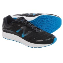 New Balance Fresh Foam Boracay 980 Running Shoes (For Men) in Black/Blue - Closeouts