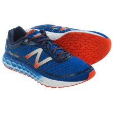 New Balance Fresh Foam Boracay 980 Running Shoes (For Men) in Blue/Orange - Closeouts