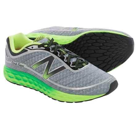 New Balance Fresh Foam Boracay 980 Running Shoes (For Men) in Grey/Green - Closeouts