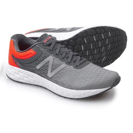 New Balance Fresh Foam Boracay V3 Running Shoes (For Men) in Thunder