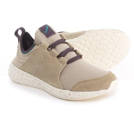 New Balance Fresh Foam® Cruz Protect Pack Training Shoes (For Women) in Aluminum/Pisces