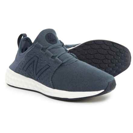 New Balance Fresh Foam® Cruz Retro Hoodie Cross-Training Shoes (For Men) in Vintage Indigo - Closeouts