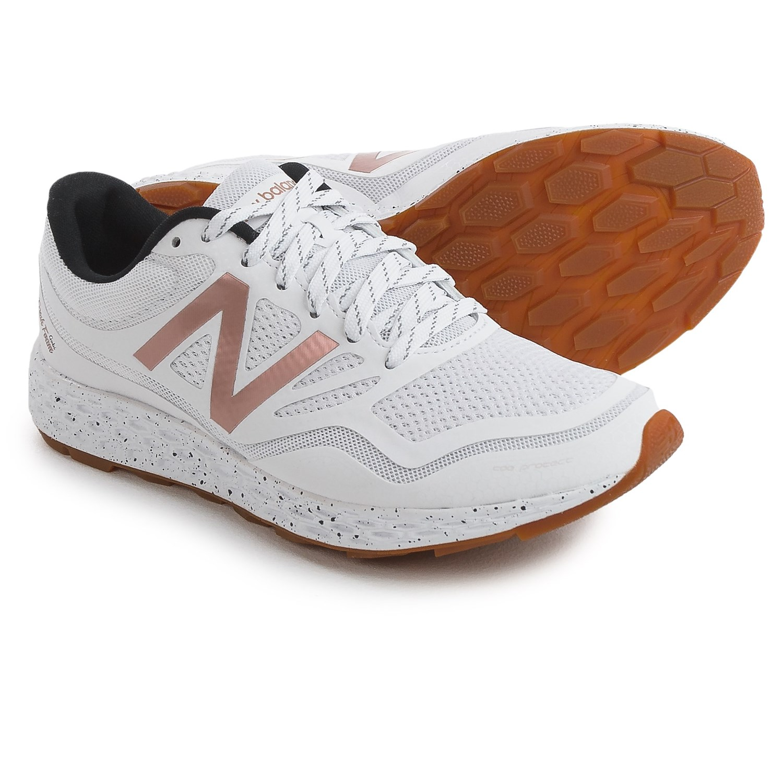 new balance tennis shoes womens. new balance fresh foam gobi trail running shoes (for women) in white tennis womens