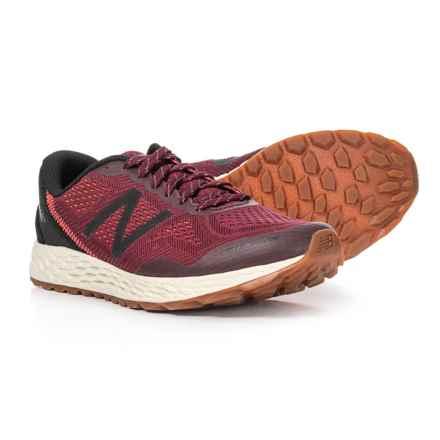 d40f230118db ... authentic new balance fresh foam gobi v2 trail running shoes for men in  oxblood 3c7b1 f91bd