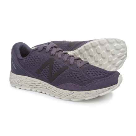 New Balance Fresh Foam® Gobi v2 Trail Running Shoes (For Women) in Deep Cosmic Sky/Elderberry - Closeouts