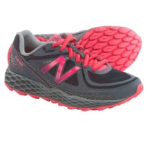 New Balance Fresh Foam Hierro Trail Running Shoes (For Women) in Grey/Pink - Closeouts