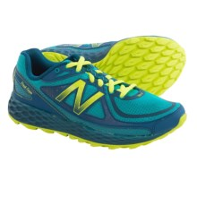 New Balance Fresh Foam Hierro Trail Running Shoes (For Women) in Teal/Green - Closeouts