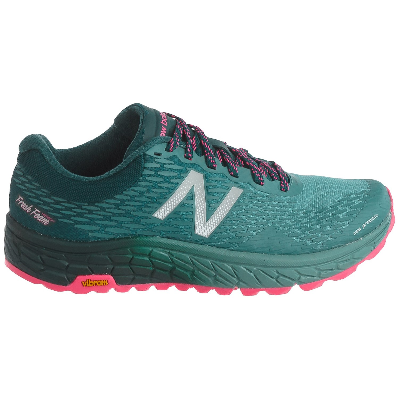 New Balance Fresh Foam Hierro V2 Trail Running Shoes For