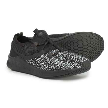 New Balance Fresh Foam® Lazr Sneakers (For Little and Big Boys) in Black/White - Closeouts