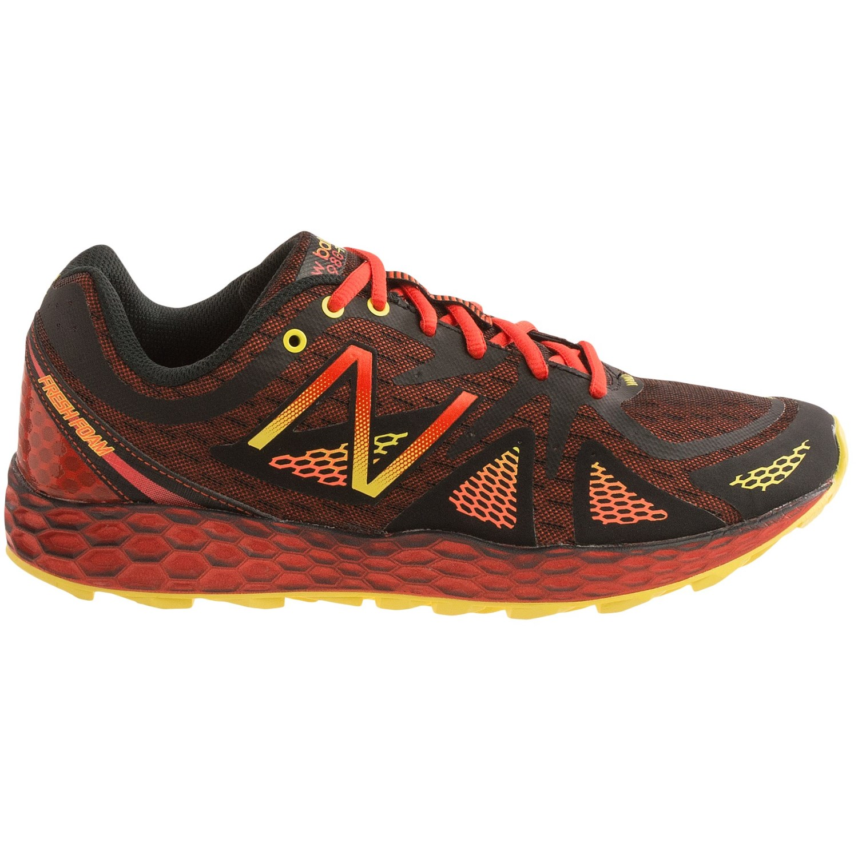 new balance fresh foam mt980 trail running shoes for men save 36. Black Bedroom Furniture Sets. Home Design Ideas