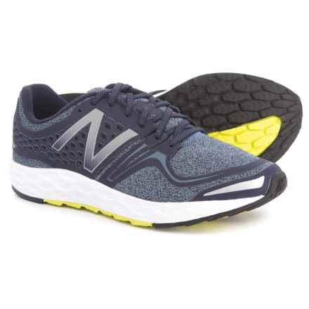 New Balance Fresh Foam Vongo Running Shoes (For Men) in Dark Denim/Hi-Lite - Closeouts