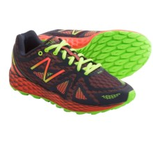 New Balance Fresh Foam WT980 Trail Running Shoes (For Women) in Orange/Black - Closeouts