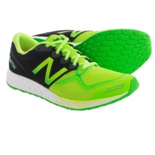 New Balance Fresh Foam Zante Running Shoes (For Men) in Lime Green/Black - Closeouts