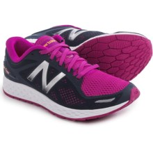 New Balance Fresh Foam Zante V2 Running Shoes (For Women) in Pink/Black - Closeouts