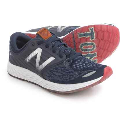 New Balance Fresh Foam Zante V3 Ballpark Running Shoes (For Women) in Navy - Closeouts