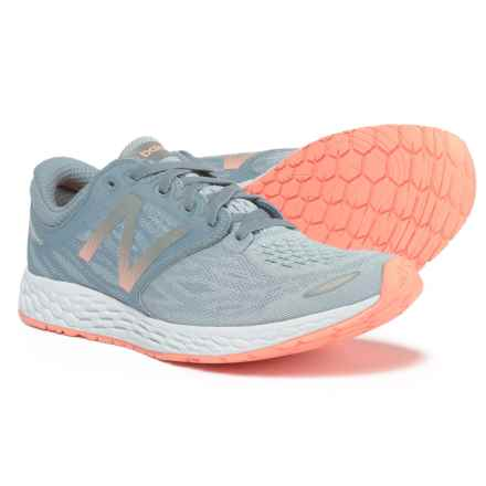 New Balance Fresh Foam Zante V3 Ballpark Running Shoes (For Women) in Reflection/Rose Gold - Closeouts