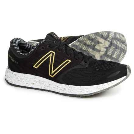 New Balance Fresh Foam® Zante v3 NYC Marathon Running Shoes (For Men) in Black/Gold - Closeouts