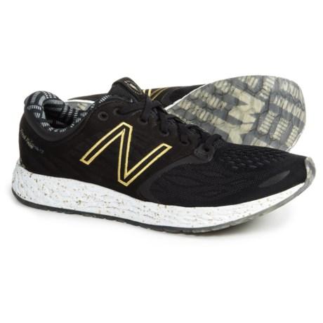 New Balance Fresh Foam® Zante v3 NYC Marathon Running Shoes (For Men) in Black/Gold
