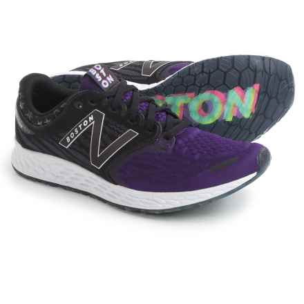 New Balance Fresh Foam Zante V3 Running Shoes (For Men) in Black - Closeouts
