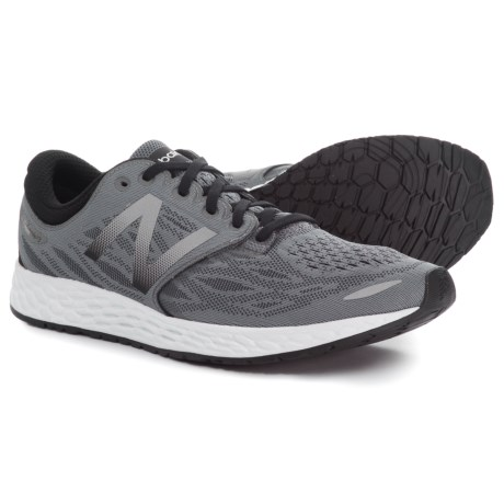 New Balance Fresh Foam Zante V3 Running Shoes (For Men) in Grey
