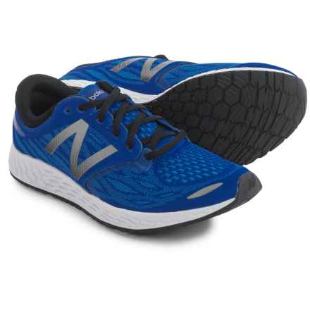 New Balance Fresh Foam Zante V3 Running Shoes (For Men) in Uv Blue/Black - Closeouts
