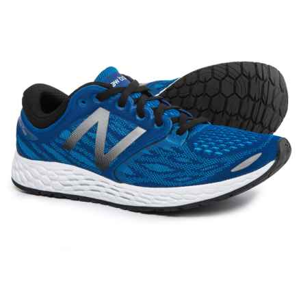New Balance Fresh Foam Zante v3 Team Running Shoes (For Men) in Uv Blue/Black - Closeouts