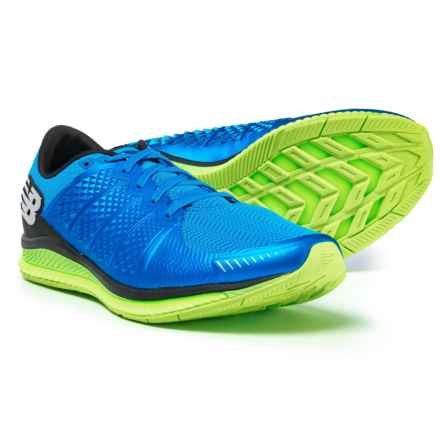 New Balance FuelCell Running Shoes (For Men) in Bolt/Energy Lime - Closeouts