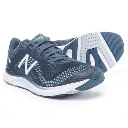 New Balance FuelCore Agility V2 Training Shoes (For Women) in Vintage Indigo/Light Cyclone - Closeouts