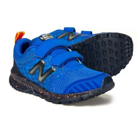 FuelCore Nitrel Trail Running Shoes (For Kids) in Pacific/Pigment - Closeouts
