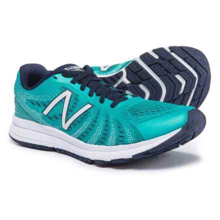 New Balance FuelCore Rush V3 Running Shoes (For Women) in Pisces/White - Closeouts