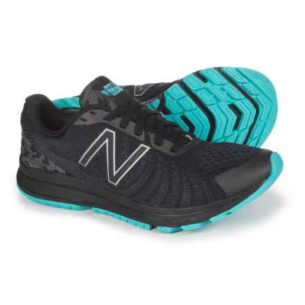 New Balance FuelCore Rush V3 Viz Pack Running Shoes (For Women) in Pisces/Black - Closeouts