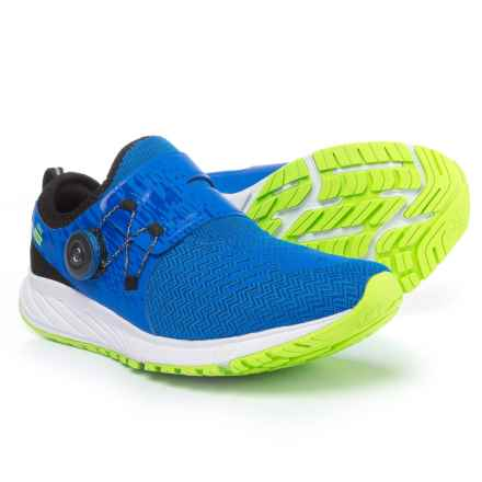 New Balance FuelCore Sonic Running Shoes (For Men) in Vivid Cobalt Blue/Black/White - Closeouts