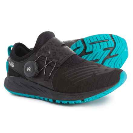 New Balance FuelCore Sonic Viz Pack Running Shoes (For Women) in Black/Pisces - Closeouts