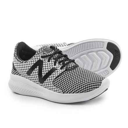 FuelCore V3 Running Shoes (For Boys) in Black/White - Closeouts