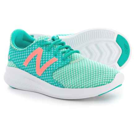 New Balance FuelCore V3 Running Shoes (For Girls) in Seafoam - Closeouts