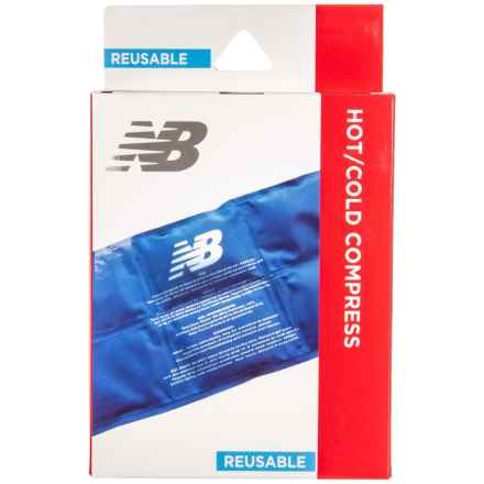 Hot-Cold Gel Compress in See Photo - Closeouts
