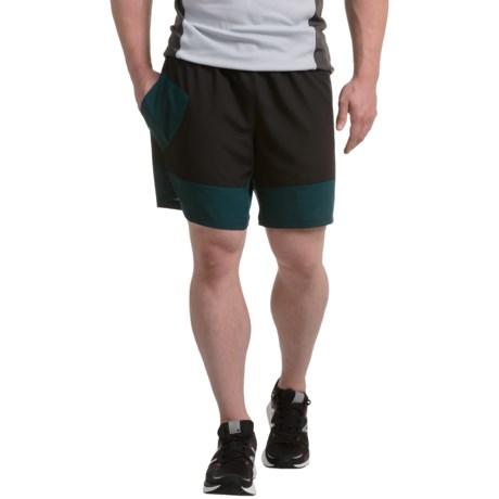 New Balance Hybrid Tech Shorts (For Men)