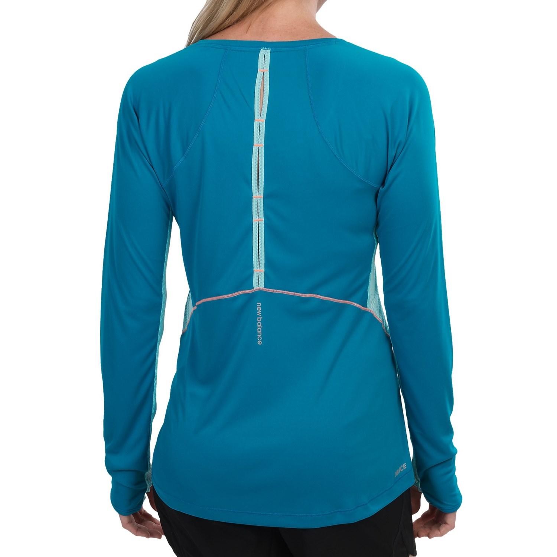 T Womens Cheap New Balance Shirt QrBtsChxod