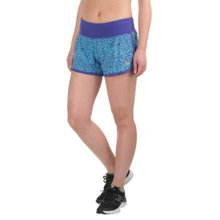 "New Balance Impact 3"" Running Shorts (For Women) in Titan Multi - Closeouts"